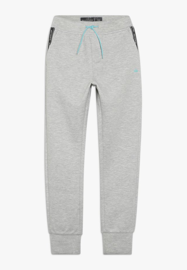 OHOPE CARVE PANT - Pantaloni sportivi - light grey heather