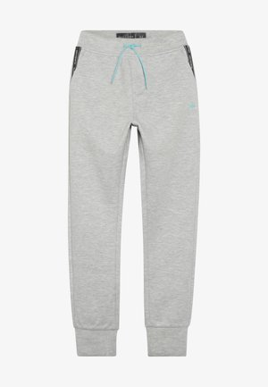 OHOPE CARVE PANT - Pantalon de survêtement - light grey heather