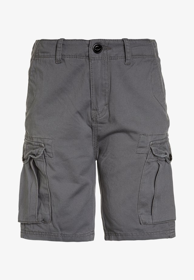 CRUCIAL BATTLE YOUTH - Pantaloni cargo - quiet shade