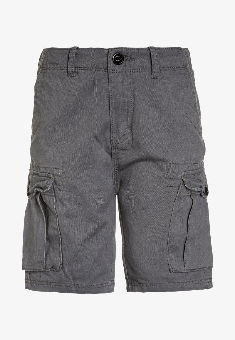 Quiksilver - CRUCIAL BATTLE YOUTH - Pantalon cargo - quiet shade