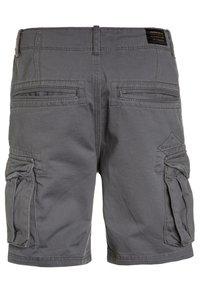 Quiksilver - CRUCIAL BATTLE YOUTH - Pantalon cargo - quiet shade - 1