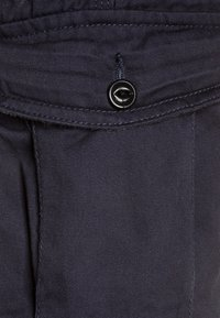 Quiksilver - CRUCIAL BATTLE YOUTH - Pantaloni cargo - blue nights - 4
