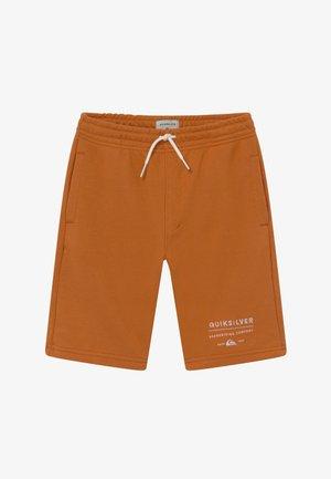 EASY DAY TRACK  - Spodnie treningowe - apricot buff