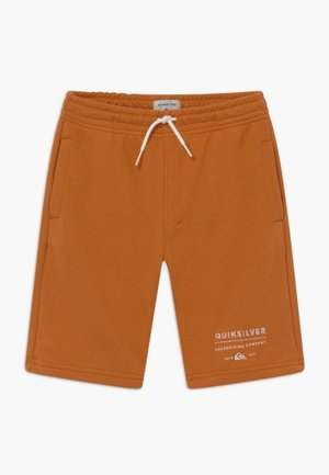 EASY DAY TRACK  - Tracksuit bottoms - apricot buff