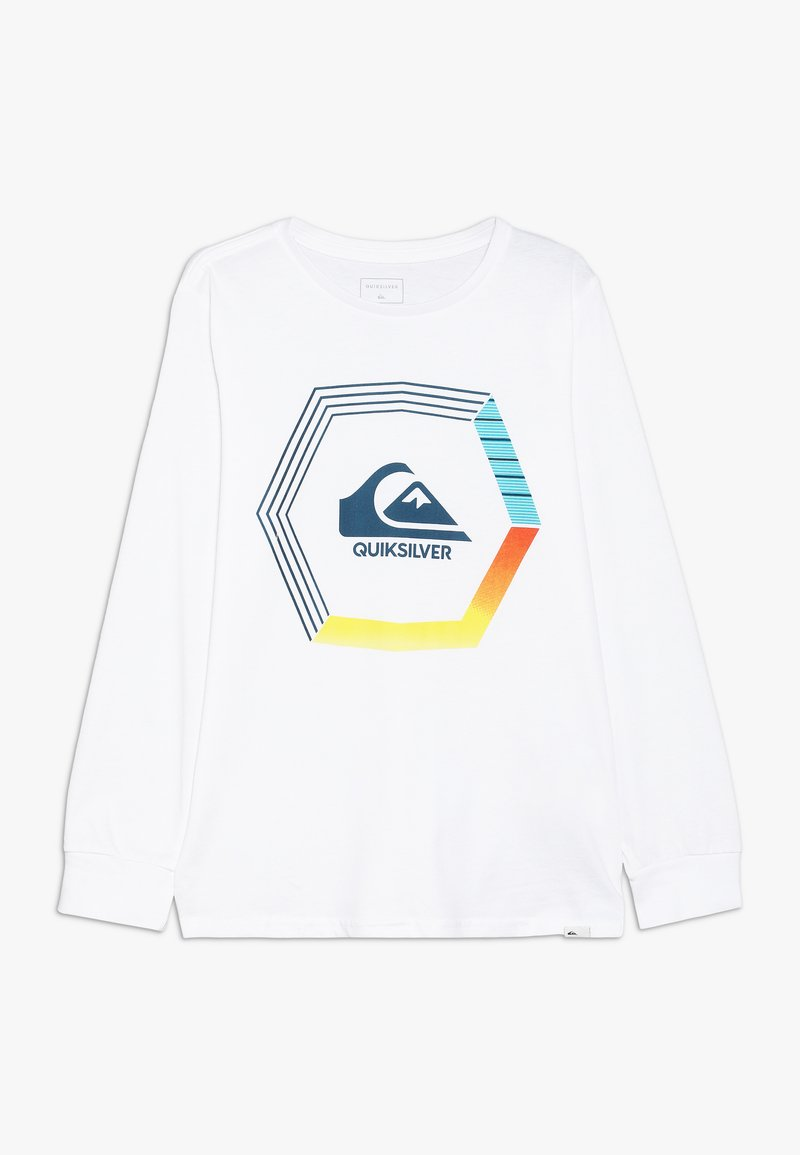 Quiksilver - BLADE DREAMS - Long sleeved top - white
