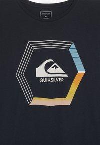 Quiksilver - BLADE DREAMS - Langærmede T-shirts - sky captain - 3