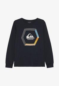 Quiksilver - BLADE DREAMS - Langærmede T-shirts - sky captain - 2
