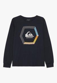 Quiksilver - BLADE DREAMS - Langærmede T-shirts - sky captain - 0