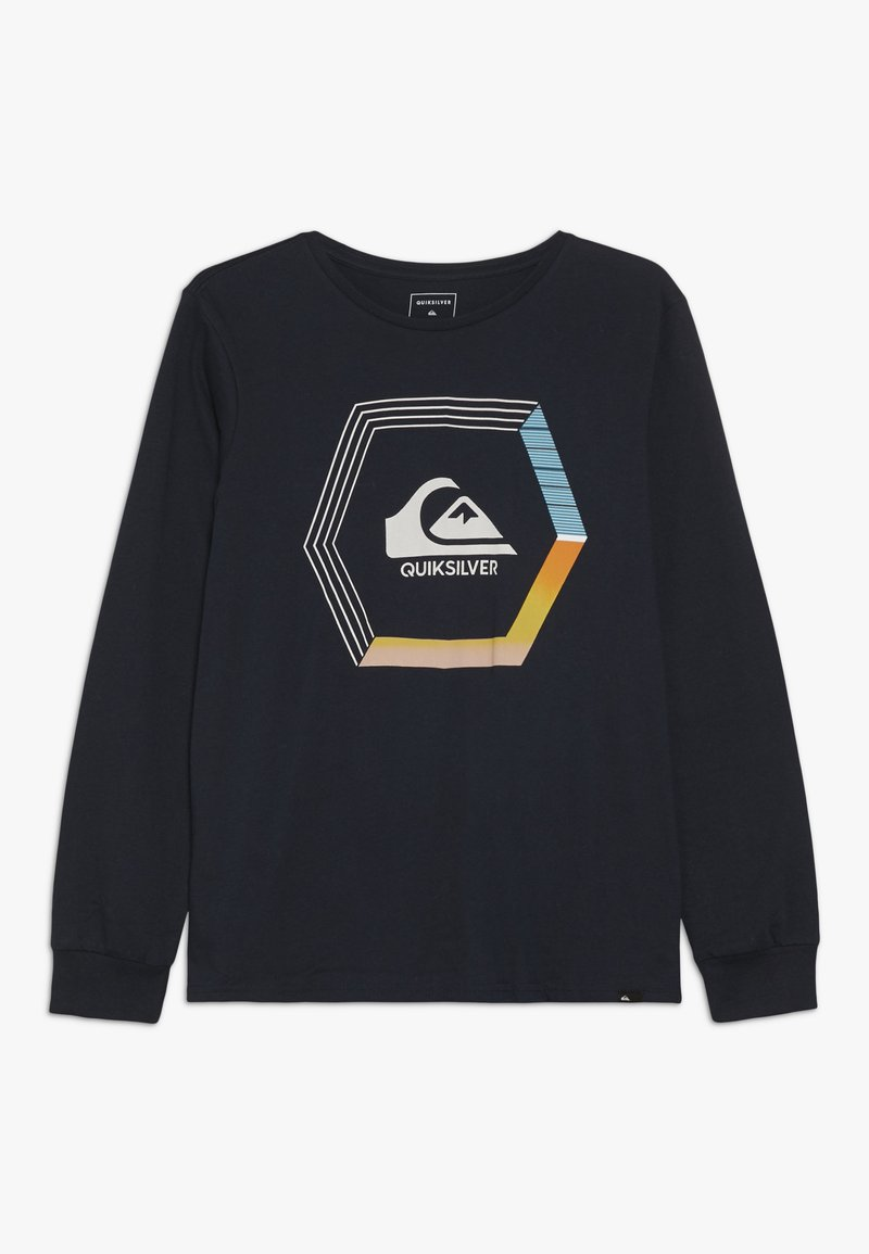 Quiksilver - BLADE DREAMS - Long sleeved top - sky captain