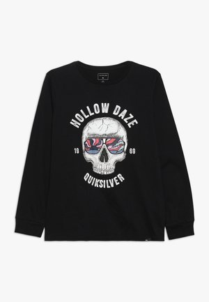 HOLLOW DAYZ - T-shirt à manches longues - black