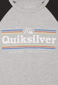Quiksilver - GET BUZZY - Langarmshirt - athletic heather - 3