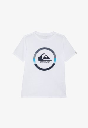 SNAKE DREAMS  - T-shirt imprimé - white