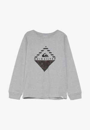 STORMY DAY RETHIN  - T-shirt à manches longues - light grey heather