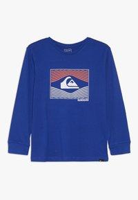 Quiksilver - TRIP WIRE RETHIN  - T-shirt à manches longues - dark blue - 0