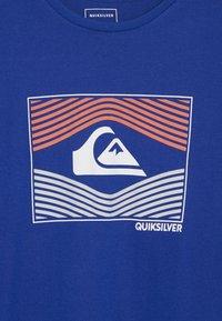 Quiksilver - TRIP WIRE RETHIN  - T-shirt à manches longues - dark blue - 3