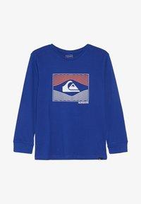 Quiksilver - TRIP WIRE RETHIN  - T-shirt à manches longues - dark blue - 2