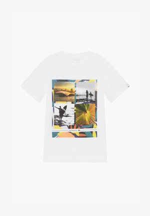 YOUNGER YEARS - T-shirt con stampa - white