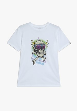 HELL REVIVAL - T-shirt imprimé - white