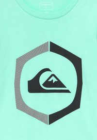 Quiksilver - SURE THING - T-shirt print - beach glass - 3