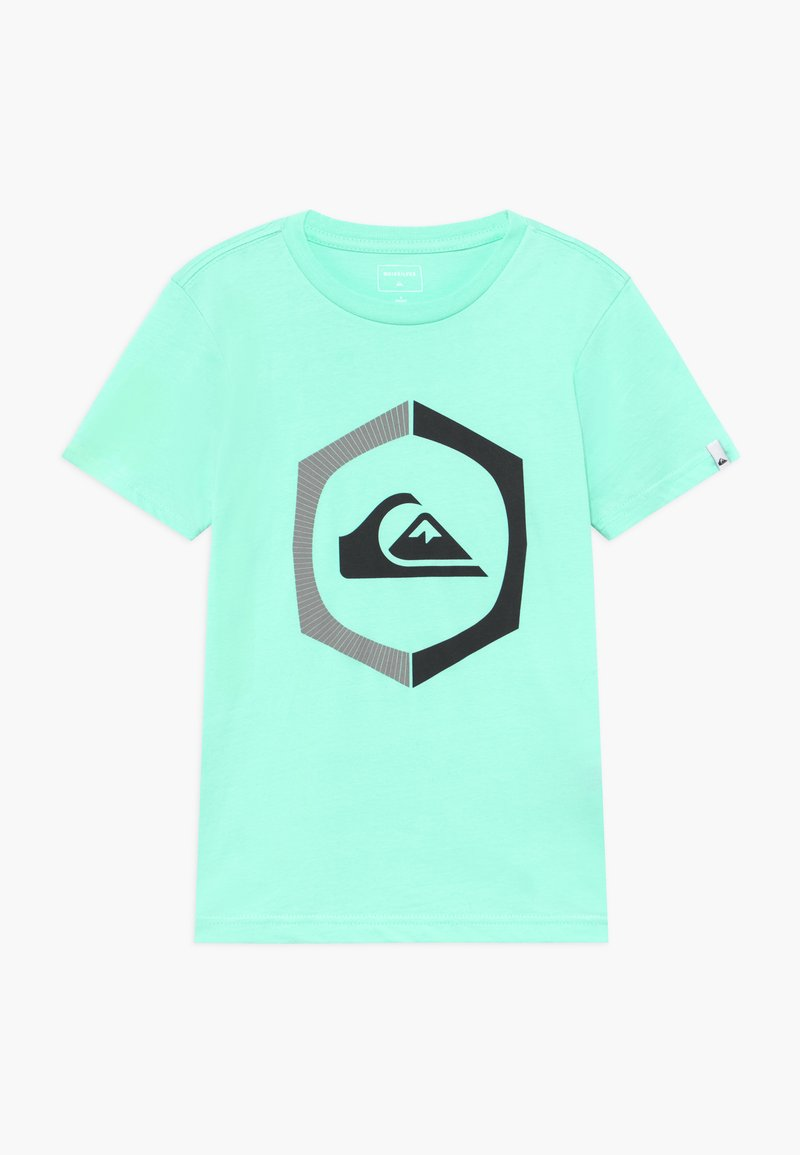Quiksilver - SURE THING - T-shirt print - beach glass