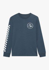 Quiksilver - GOLDEN EMBER - T-shirt à manches longues - majolica blue - 0