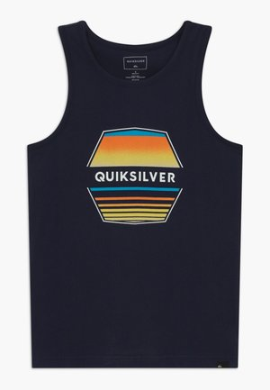 DRIFT AWAY TANK - Top - navy blazer