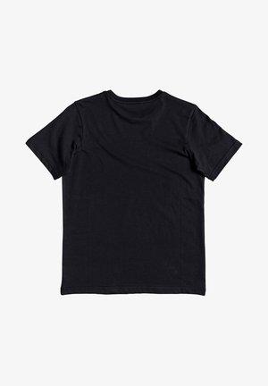 STONE COLD - Print T-shirt - black