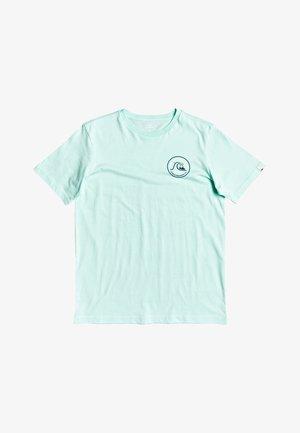 T-shirt imprimé - beach glass