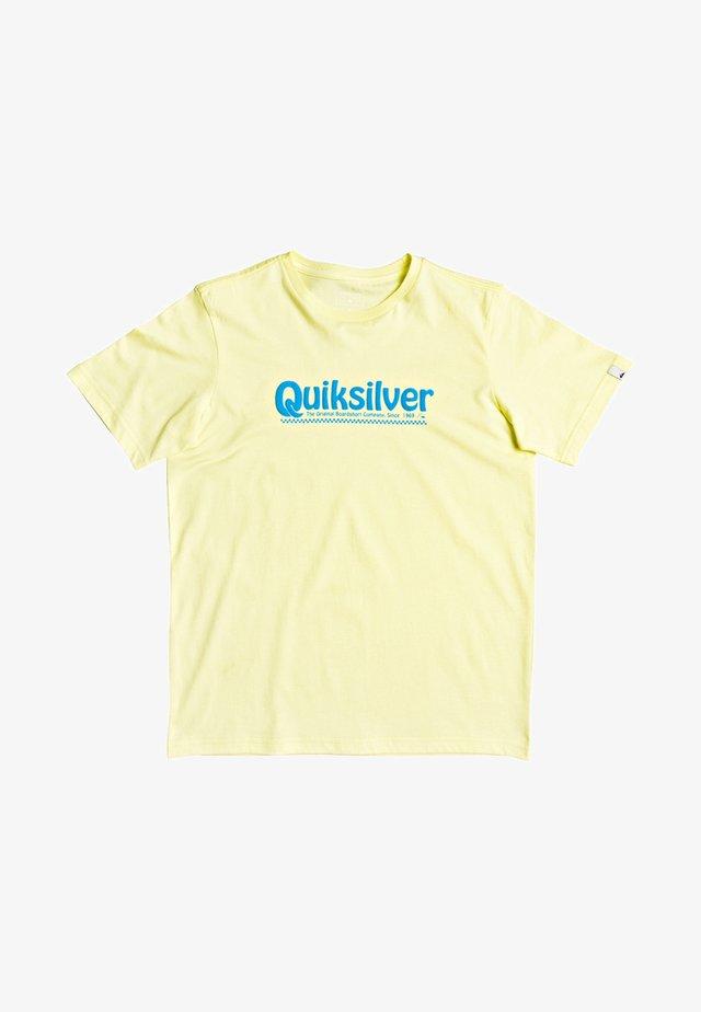 T-shirt print - charlock