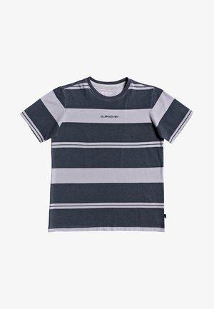 MAXED HERO  - T-Shirt print - dark blue