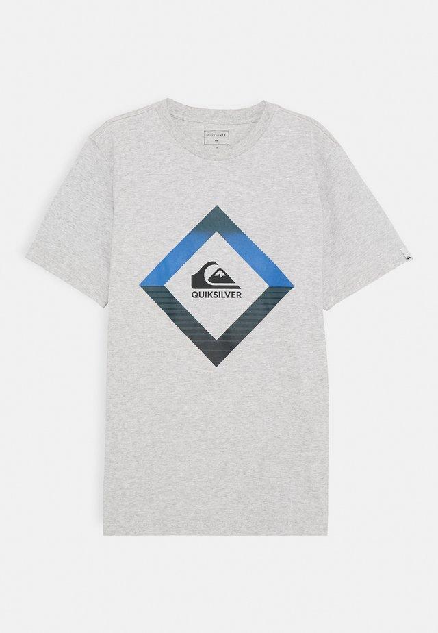 TROPICAL MIRAGES - Camiseta estampada - athletic heather
