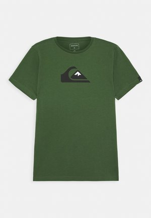 LOGO YOUTH - Camiseta estampada - greener pastures