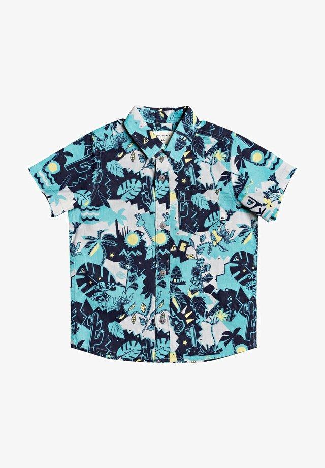 JUNGLE WEEKEND  - Shirt - turquoise