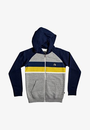 EVERYDAY  - veste en sweat zippée - navy