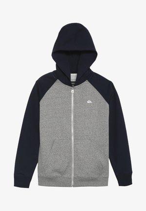 EVERYDAY ZIP YOUTH - veste en sweat zippée - light heather grey