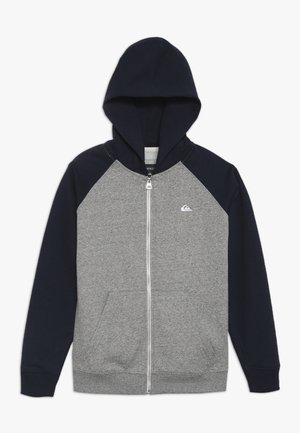 EVERYDAY ZIP YOUTH - Zip-up hoodie - light heather grey