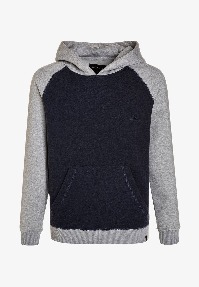 Quiksilver - EVERYDAY HOODIE - Kapuzenpullover - dark blue