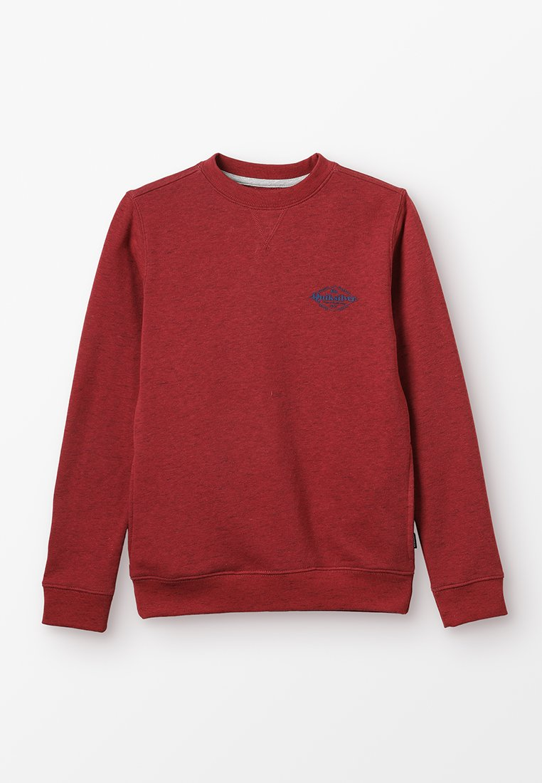 Quiksilver - FELICIS CREW YOUTH - Mikina - brick red heather