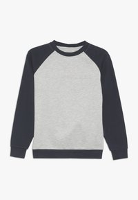 Quiksilver - BERRY PATCH CREW YOUTH - Collegepaita - light grey heather - 0