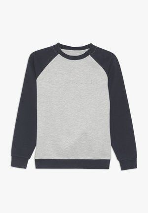BERRY PATCH CREW YOUTH - Sweatshirt - light grey heather