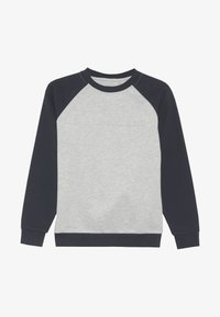 Quiksilver - BERRY PATCH CREW YOUTH - Collegepaita - light grey heather - 2