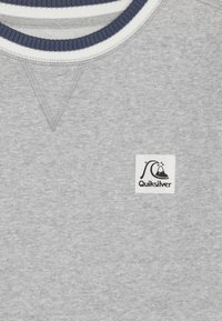 Quiksilver - WILSONS POMY CREW YOUTH - Sweatshirt - light grey heather - 4