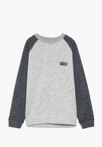 Quiksilver - KELLER BLOCK CREW YOUTH - Collegepaita - light grey heather - 0