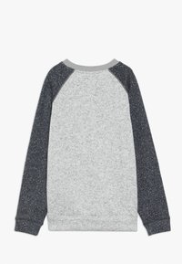 Quiksilver - KELLER BLOCK CREW YOUTH - Collegepaita - light grey heather - 1