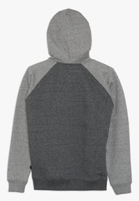 Quiksilver - EVERYDAY ZIP SCREEN YOUTH - veste en sweat zippée - dark grey heather - 1