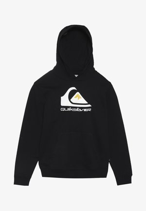 OMNI LOGO YOUTH - Huppari - black