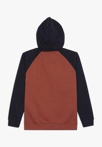 Quiksilver - EASYDAY ZIP - Bluza rozpinana - navy blazer - 1