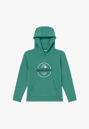 KICK FLIP ZONE HOOD YOUTH - Sweat à capuche - sea blue