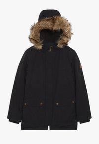 Quiksilver - FERRIS YOUTH - Zimní kabát - black - 0