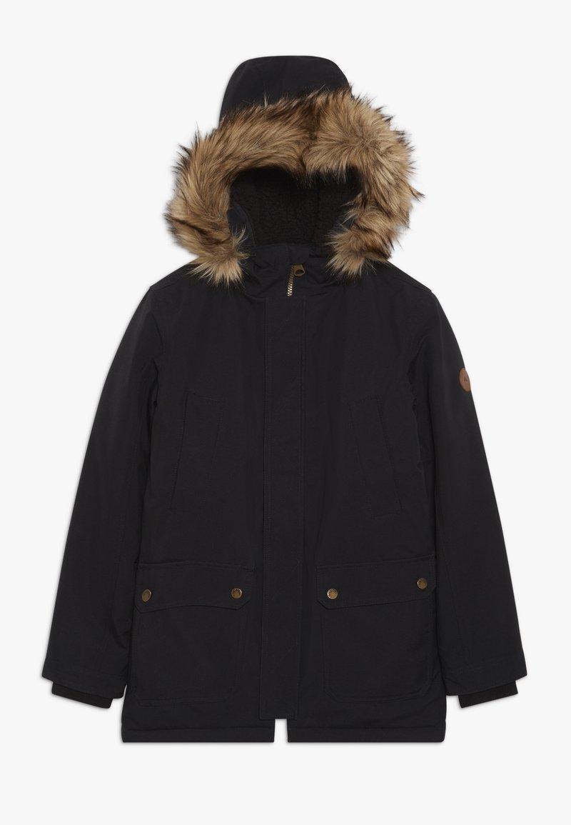 Quiksilver - FERRIS YOUTH - Zimní kabát - black